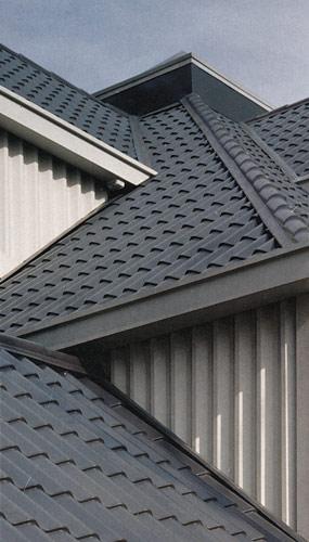 3677898 - Certainteed - Matterhorn Metal Roofing Tile