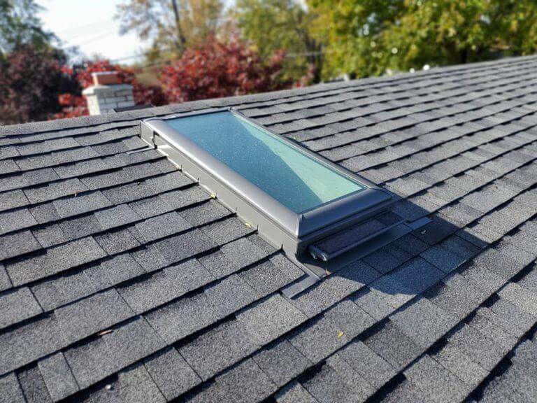 Velux-Solar-Powered-Skylight-Installation-in-Trenton-Michigan-2-768x576
