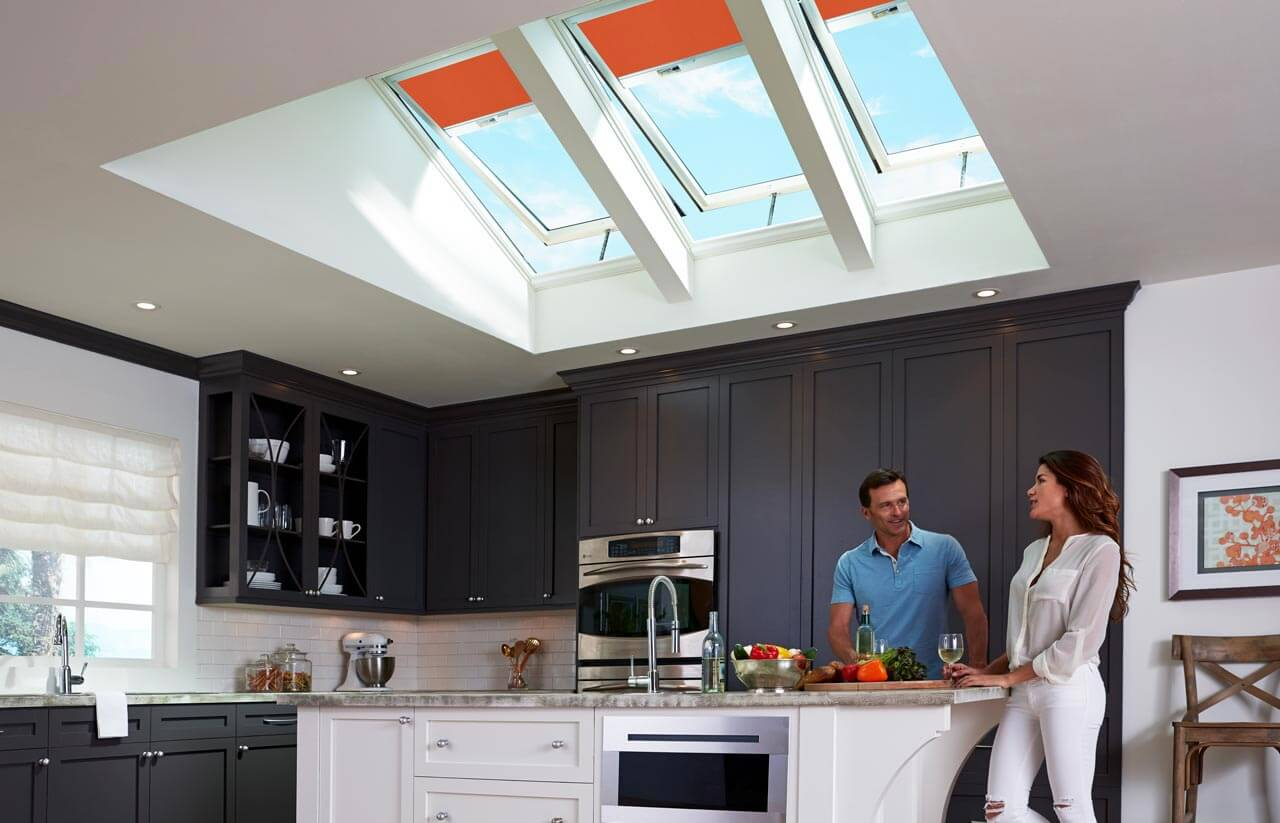 lady-and-man-in-kitchen-with-skylights