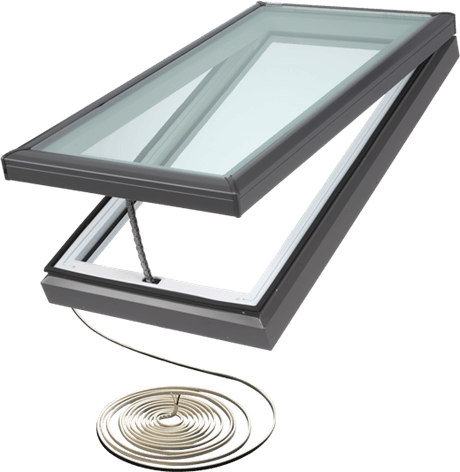 vce - Velux - Electric Powered Venting Skylights