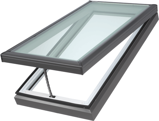 Manual Venting Skylight