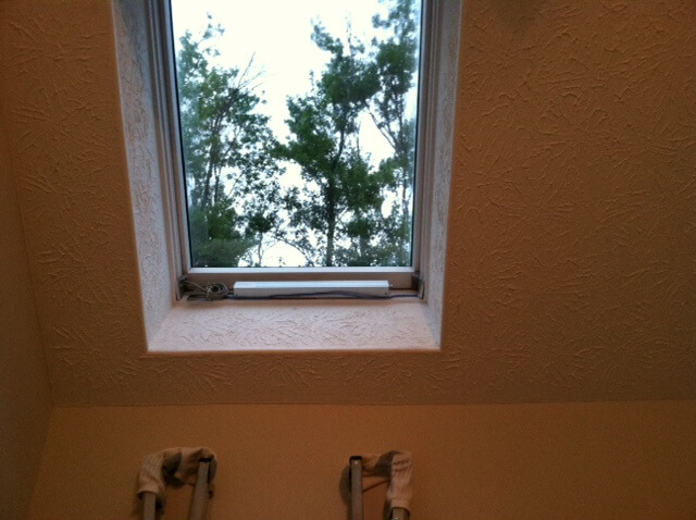 velux-skylight-motor-replacement3-RollerTrol-replacement-installed-640x478