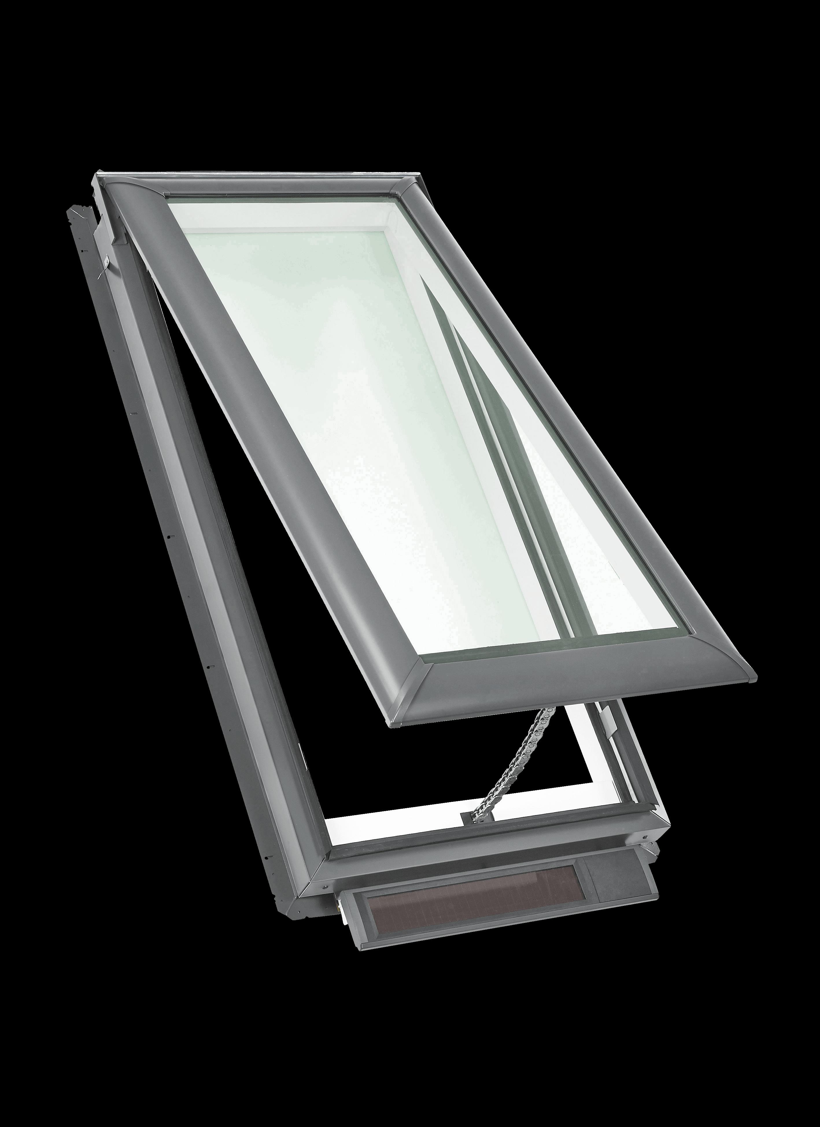 vss c06 exterior - Velux - Solar Powered Venting Skylights